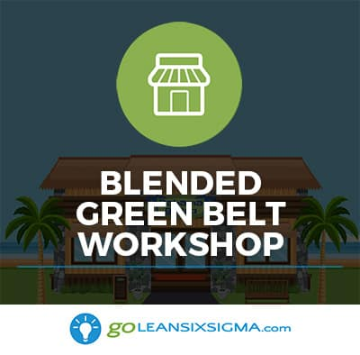 Blended Green Belt Workshop