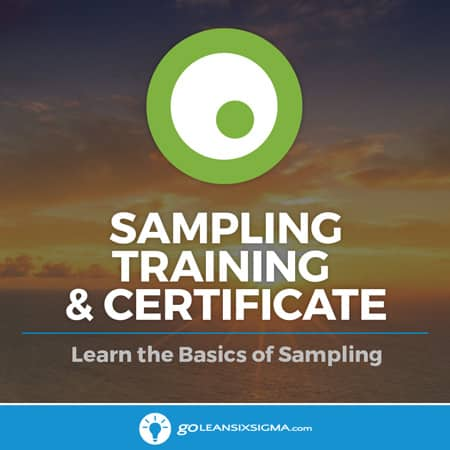 Sampling Training & Certificate