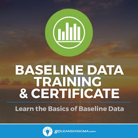 Baseline Data Training & Certificate